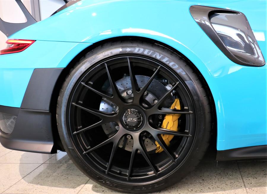 Porsche 911 GT2 RS WEISSACH-PAKET ## SOLD