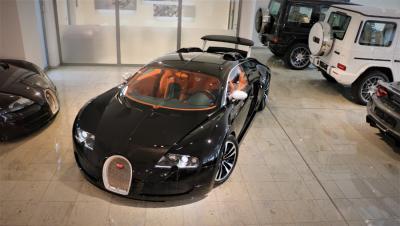 Bugatti SANG NOIR EDITION