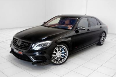 Mercedes Benz Maybach S600 Limousine BRABUS S900 Rocket