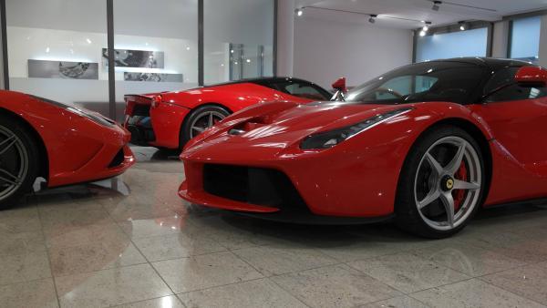 Novitec Rosso – unübertroffene Veredelung von Ferraris