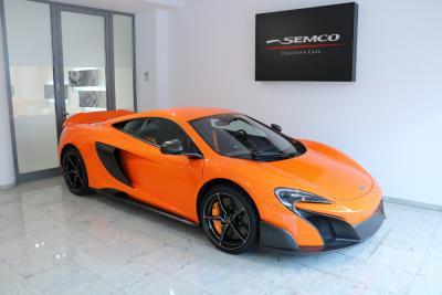 McLaren 675LT Coupé