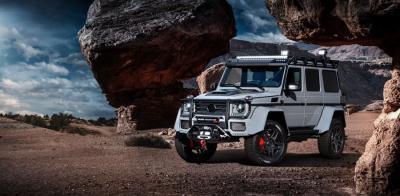 Mercedes-Benz BRABUS G 550 Adventure 4x4²