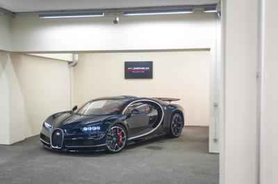 Bugatti Chiron Full Carbon BLUE ROYAL