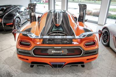 "Koenigsegg Agera RS Final ""One of 1"""