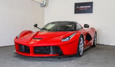 Ferrari LaFerrari 100 Km Immediately