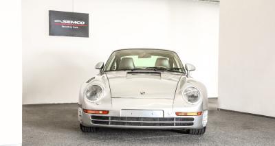 Porsche 959 Silber Metallic