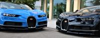 Bugatti Chiron New Atlantic Blue Metallic