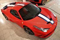 Ferrari 458 SA Speciale APERTA - MY 2016