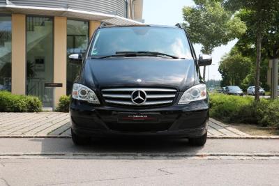 Mercedes-Benz Viano 3.0CDI / Lang / Ambiente / 8-Sitzer
